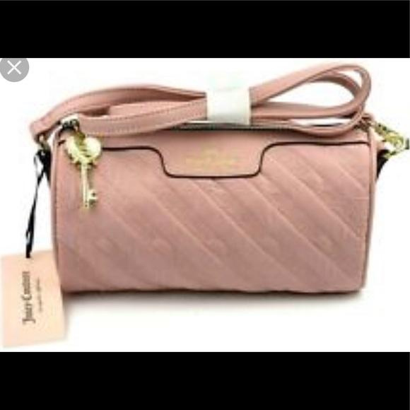 Juicy Couture Handbags - NWT Juicy Couture Cloud Nine Crossbody Blush